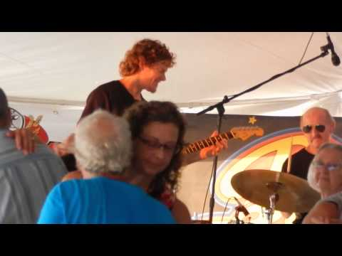 Double Barrel Band at Alexandria Bay Blues on the Bay 2013