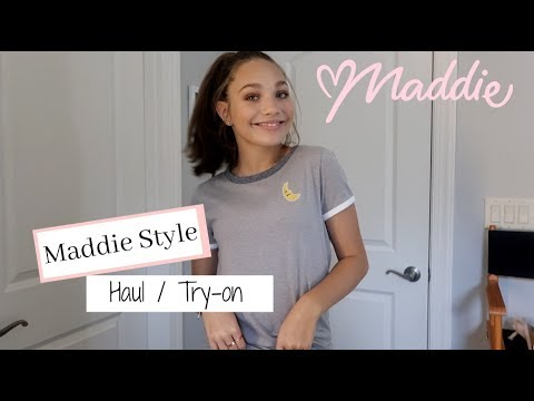 Maddie Haul / Try-on