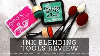 Tools For Ink Blending Backgrounds (including Blending Brushes)