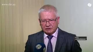Сюжет о работе Российского информационно-культурного центра в Баку в программе «Новости дня» на теле