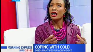 Morning Express: Coping with the cold