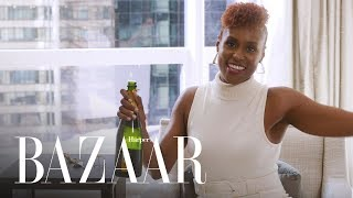 Insecure's Issa Rae Talks the Time She Was Starstruck by Rihanna | Harper's BAZAAR