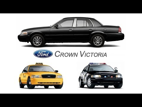 Allure Of The 1998-2011 Ford Crown Victoria