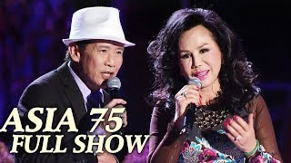 Asia 75 trọn bộ Full HD - Những giọng ca huyền thoại