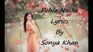 Pehla Nasha - Jo Jeeta Wohi Sikandar - Udit Narayan - Sadhana Sargam - SANAM - Lyrics