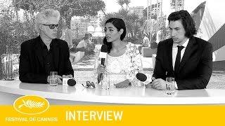 PATERSON - Interview - EV - Cannes 2016