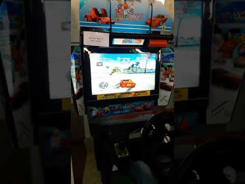 Amusement Video Car Race