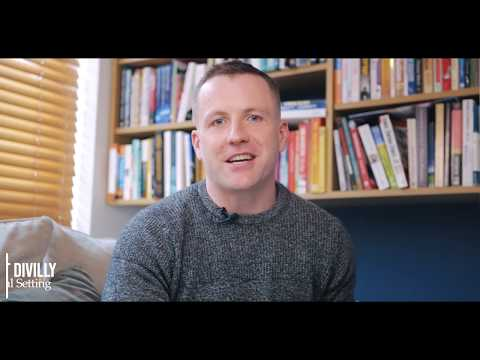 Griffith College LifeHacks: Pat Divilly on goal-setting