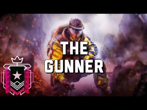 THE GUNNER - Rainbow Six Siege Console Champion