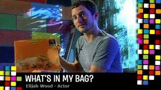 <b>Elijah Wood </b> Whats In My Bag