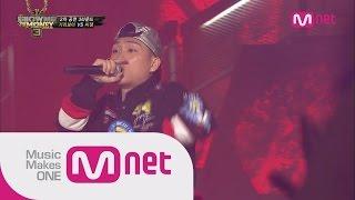 Mnet [쇼미더머니3] Ep.09 : 씨잼 - 더 + Good Day (feat.스윙스) @ 2차 공연