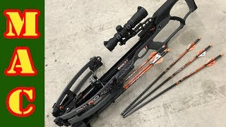 A Ravin R10 Crossbow!?!? Oh Heck Yeah!