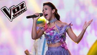 Caliope Canta 'Nunca Voy A Olvidarte' | Final | La Voz Teens Colombia 2016