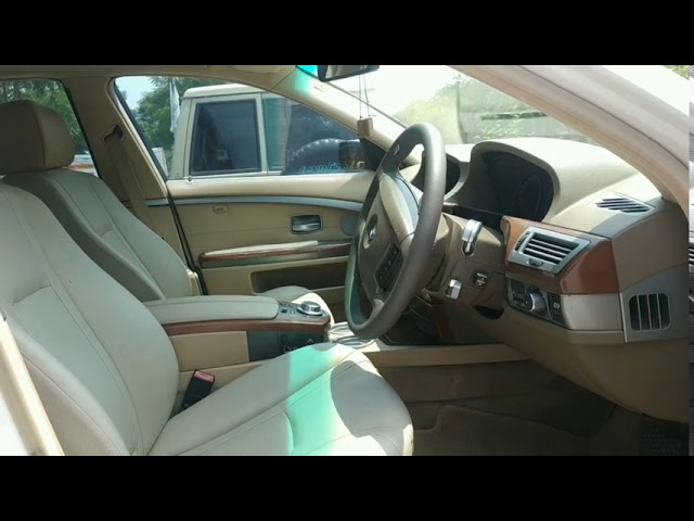 BMW 7 Series 745Li 2005 for Sale in Islamabad