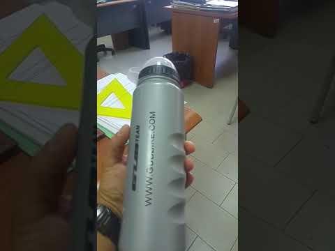 Bottiglia sport 1 litro gearbest