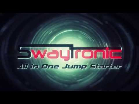 Swaytronic All in One Jump Starter (300A, 18000mAh)