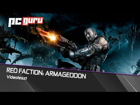 red faction armageddon pc test
