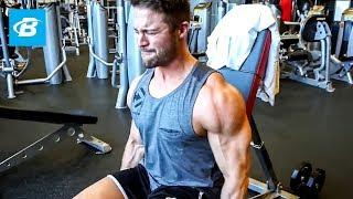 Delt Destroying Shoulder Workout | Mike Hildebrandt