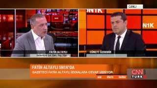 Gambar cover Fatih Altaylı ses kayıtlarına cevap verdi (5N1K)