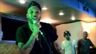 "Ro James performs ""GA$"" at Heineken Green Room"