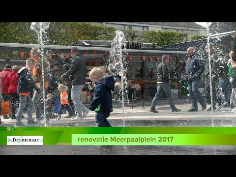 VIDEO | Drontenaren enthousiast over waterpartij en speelboog