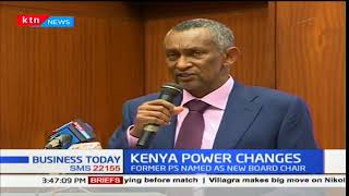 Business Today - 9th January 2017: Former Speaker Kenneth Marende edged out from Kenya Power