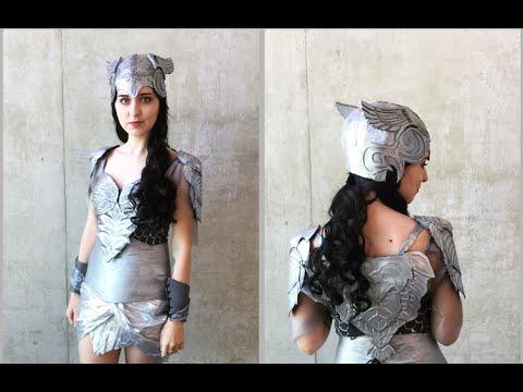 Xena Warrior Princess // Valkyrie Xena Cosplay