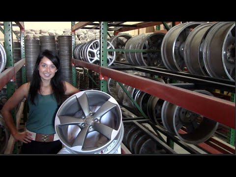 Factory Original Audi 100 Rims & OEM Audi 100 Wheels – OriginalWheel.com