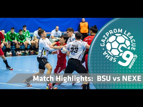 Match highlights: Beijing Sport University vs Nexe