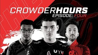 CWL MIAMI, ROSTERMANIA & MORE! | Crowder Hours #4 (Temp Slacked Methodz)