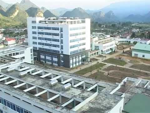 Bệnh viện đa khoa tỉnh Lai Châu 10 năm phát triển