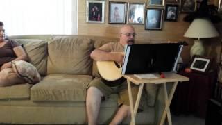 Pop sings Seminole Wind