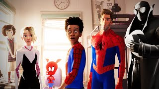 Spider-Man: Into The Spider-Verse Review - NO SPOILERS