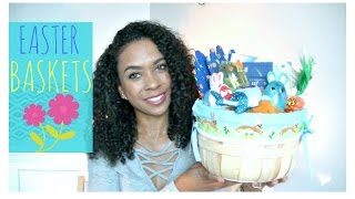 Easter Basket Ideas For Toddlers 2017