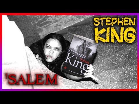 'Salém [A Hora do Vampiro] - Desbravando o Kingverso #002 SEM SPOILERS | Li num Livro