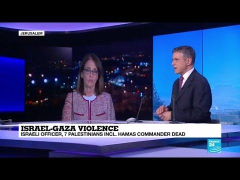 Israel-Gaza violence: 'The rhetoric is very intense'