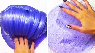 The Most Satisfying Slime ASMR Videos | Relaxing Oddly Satisfying Slime 2019 | 125