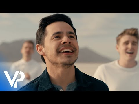 What a Beautiful Name - Hillsong Worship | BYU Vocal Point ft. David Archuleta