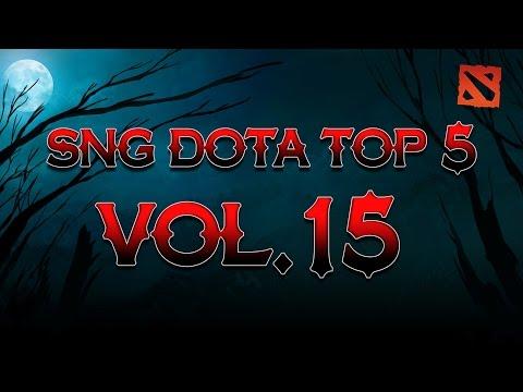 SNG Dota Top 5 vol.15