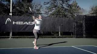 Ρακέτα τέννις Head Graphene XT Instinct Lite video