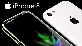 Apple iPhone 8 LEAKS & NEW FEATURES!