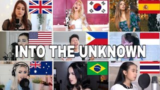 Who Sang It Better : Into The Unknown - FROZEN 2(us,uk,australia,brazil,spain,thailand,south korea)