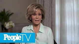 Jane Fonda Opens Up About Stopping Her Bulimia 'Cold Turkey' | PeopleTV