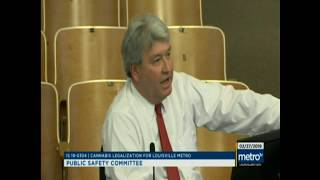 Public Safety Committee Hearing on Cannabis
