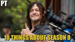 The Walking Dead Season 8 News 10 Things We Can Tell You About The Walking Dead Season 8