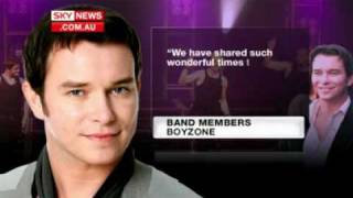 BOYZONE STEPHEN GATELY IS DEAD