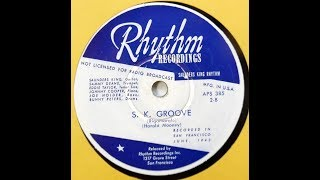 Saunders King   S. K.  Groove