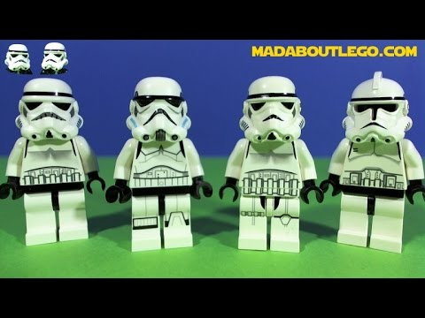 Vidéo LEGO Star Wars 75078 : Transport de l'armée impériale