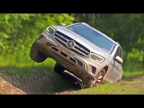 Mercedes Benz  Glc Class Кроссовер класса J - тест-драйв 1