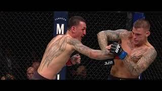 Max Holloway vs Dustin Porier Highlights (1080p)